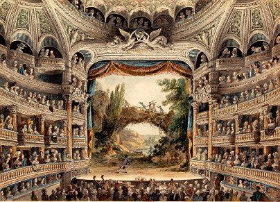 Image result for victorian theatre